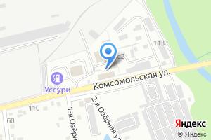 Компания «IronMan» на карте