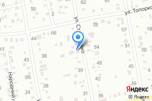 Компания «Prius center» на карте