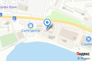 Компания «iShop» на карте