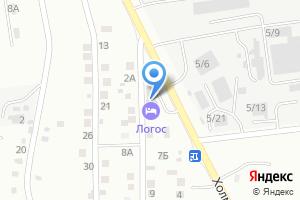 Компания «Армада» на карте