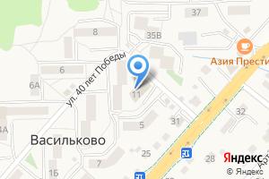 Компания «Сосед» на карте