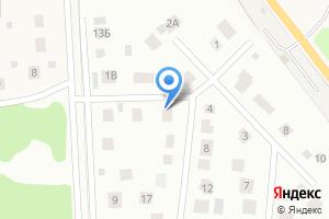 Компания «Строящийся коттеджный поселок по ул. Парадная (Глинка)» на карте
