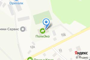 Компания «Скумми» на карте