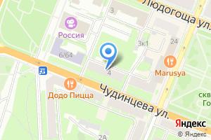 Компания «Детективное агентство Группа N» на карте
