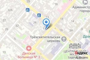 Компания «Unomas» на карте
