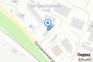 Компания «Срубы из Карелии» на карте