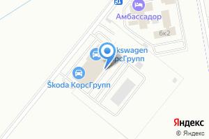 Компания «Авто-Славия» на карте