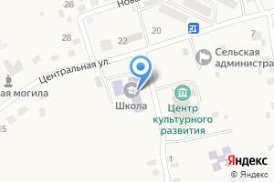 Компания «Пушкарская средняя образовательная школа» на карте