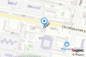 Компания «Тренинг-Центр» на карте