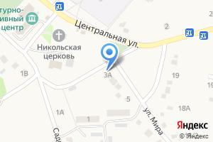 Компания «Домик Красоты» на карте