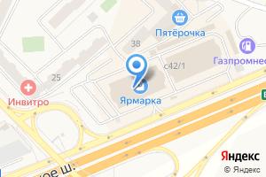 Компания «Радуга фото» на карте