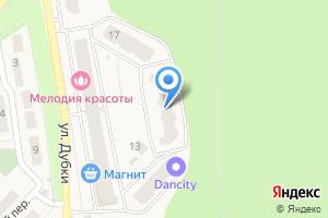 Компания «Медицинская служба +24» на карте