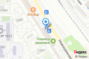 Компания «Мири Мак» на карте