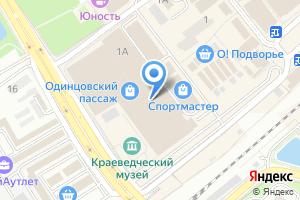 Компания «Магазин париков» на карте
