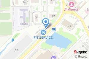 Компания «Елена и К» на карте
