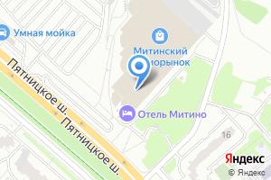 Компания «Mobistyle» на карте