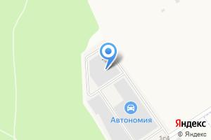 Компания «WOODER» на карте