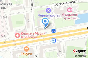 Компания «VirginMG Shopping Club» на карте