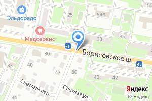 Компания «АЗС Автомир» на карте