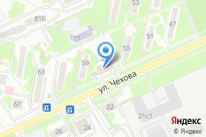 Компания «Магазин печатной продукции на ул. Чехова» на карте