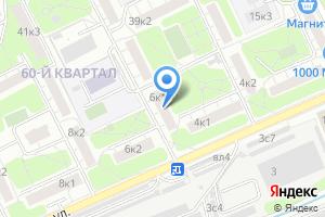 Компания «Медведев Мёд» на карте