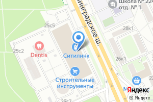 Компания «Двербург» на карте