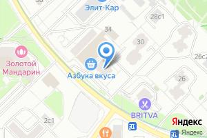 Компания «Мастера дела» на карте