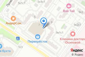 Компания «Мастер.on» на карте