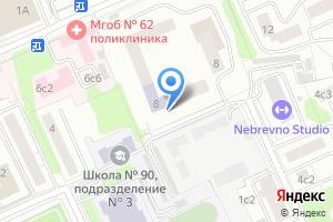 Компания «Лермонтов» на карте