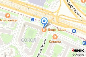 Компания «Проимпекс» на карте
