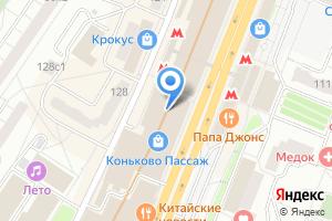 Компания «Кафе кавказской кухни» на карте