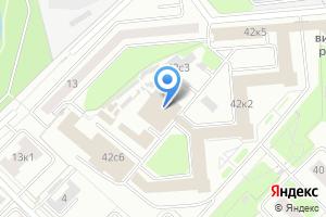Компания «РОСПКП» на карте