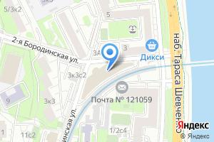Компания «Репетир» на карте