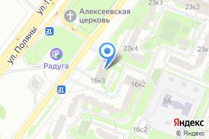 Компания «Видный» на карте
