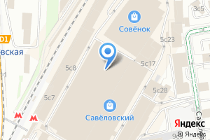 Компания «Незнакомка» на карте