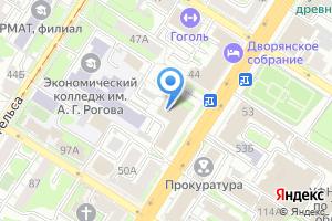 Компания «Банкомат АПБ Солидарность» на карте
