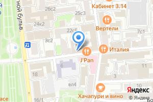 Компания «НОКС» на карте