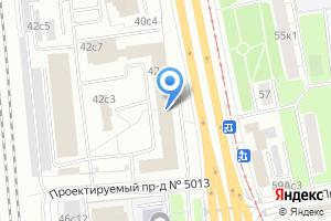 Компания «Бюро Пирогова» на карте