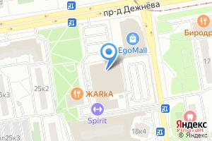Компания «Бешбармак №1» на карте