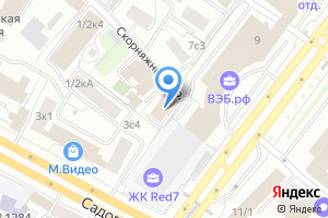 Компания «Эльвиль» на карте