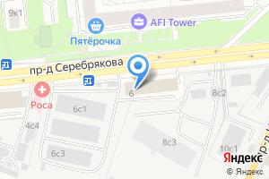 Компания «Манты Хаус» на карте