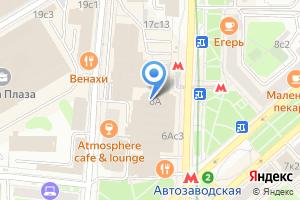 Компания «Лавация» на карте