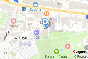 Компания «Prof-mobile» на карте