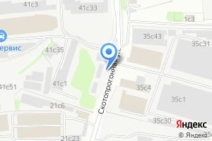 Компания «Фея» на карте