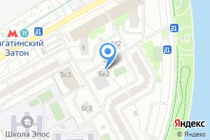 Компания «Вист-300» на карте