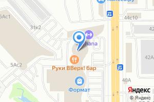 Компания «Fluke Russia» на карте