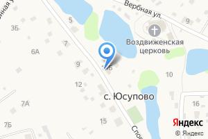 Компания «Сельмаг» на карте