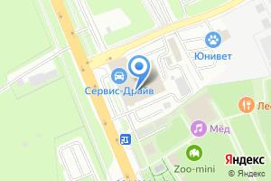 Компания «Плутон-Плюс» на карте
