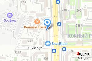 Компания «Декор Дизайн натяжные потолки в Новороссийске» на карте