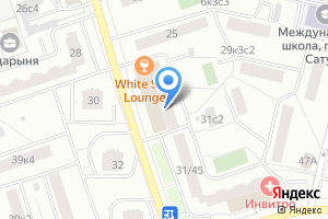 Компания «Альтаир-Л» на карте